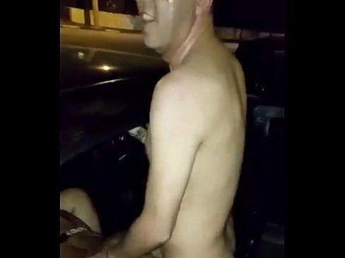 Putaria dentro do carro depois da balada no RJ