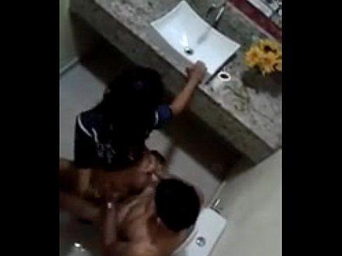 Xvideos Flagra Sexo no Banheiro