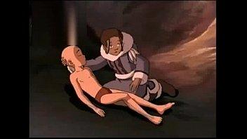 Avatar Hentai – Aang e Katara