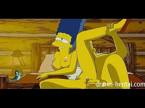 Hentai dos Simpsons Video