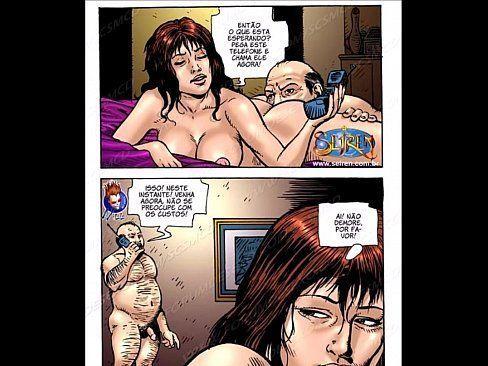 Quadrinhos Porno .: Porno Erotico com Corno