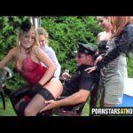 Policial comendo as gostosas do sexo rot