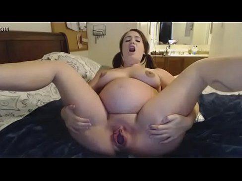 Gordinha gravidas fazendo sexo na cam