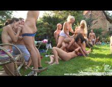 Mega orgia de mulheres afim de rola
