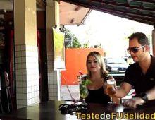 Loira bem gata em video porno brasileirinhas