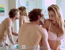Loira fodendo com casado no video real de sexo